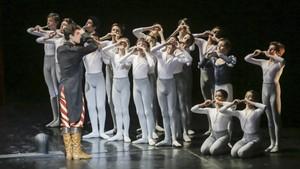 Hovedscenen - TV: Skrytepavens barn - en ballett for barn og unge