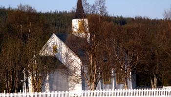 Stordalen kapell i Meråker