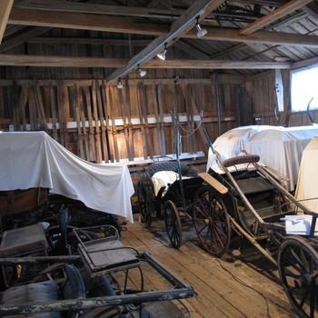 Lager på Telemark museum