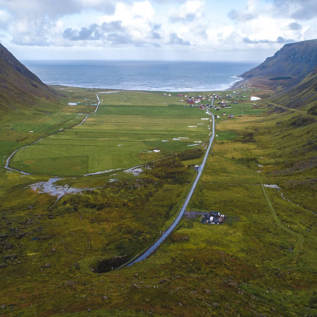 Bilde av Vestvågøy