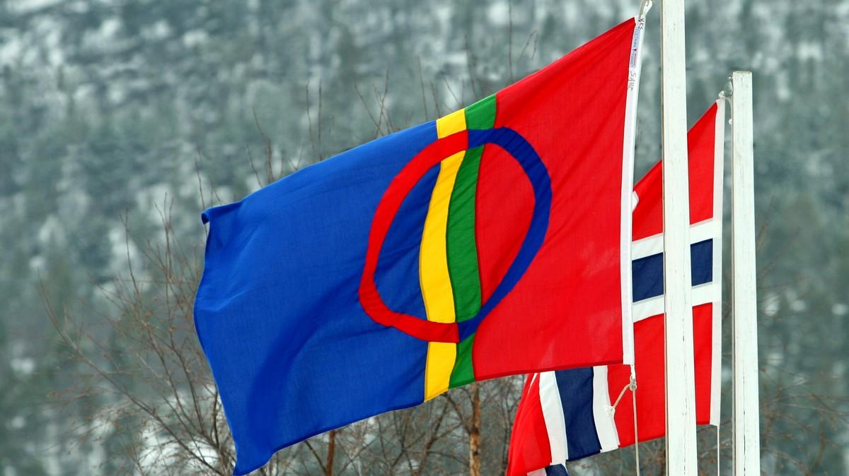 Bilderesultater for sameflagget