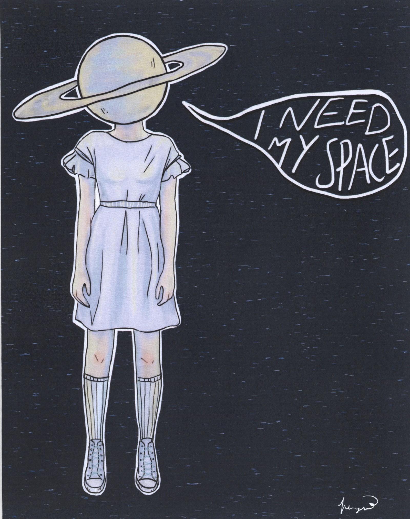 I need my space - Ingrid Bolstad, Førde