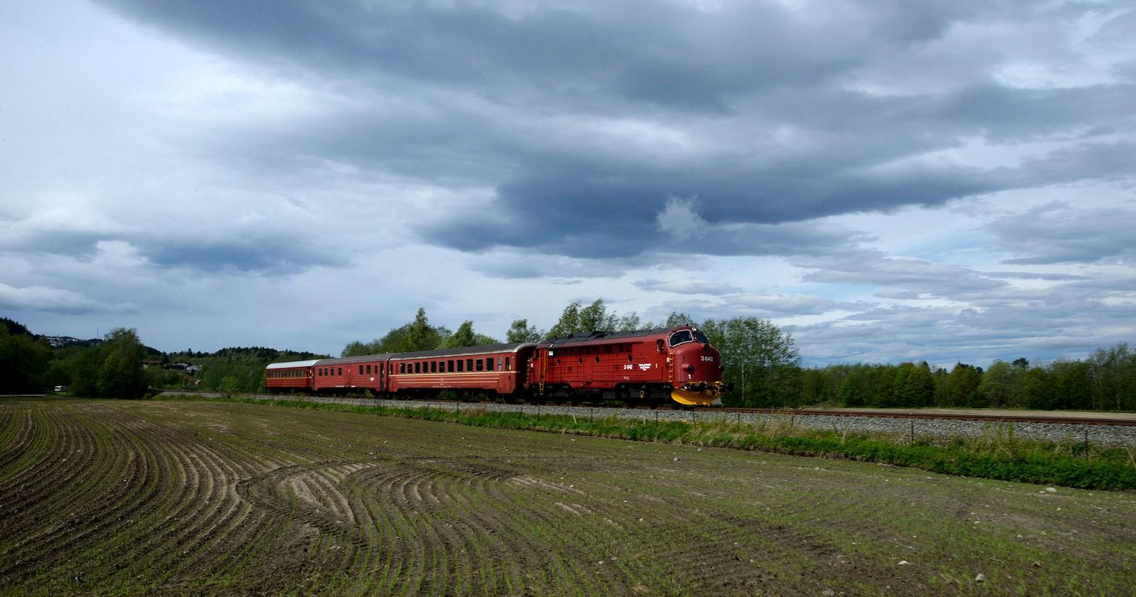 Meråkerbanen ved Eidum, Lånke