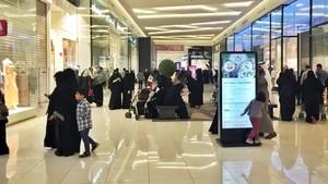 Saudi-Arabia: farlige forbindelser
