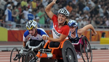 OLY-2008-PARALYMPICS-ATHLETICS-5000M-CAN OLY-2008-PARALYMPICS-ATHLETICS-5000M-CAN