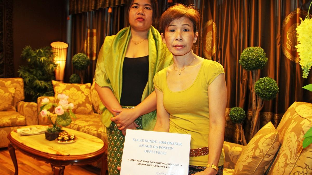 thaimassasje drammen sexy meldinger
