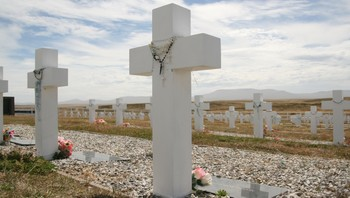 Krigskirkegården i Stanley, Falklandsøyene