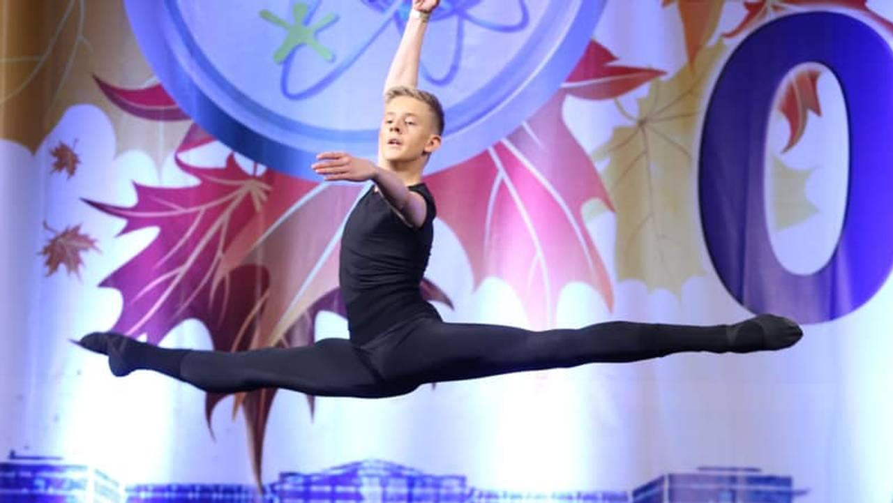 World Cup St. Petersburg, 1 plass , Joakim 15 år