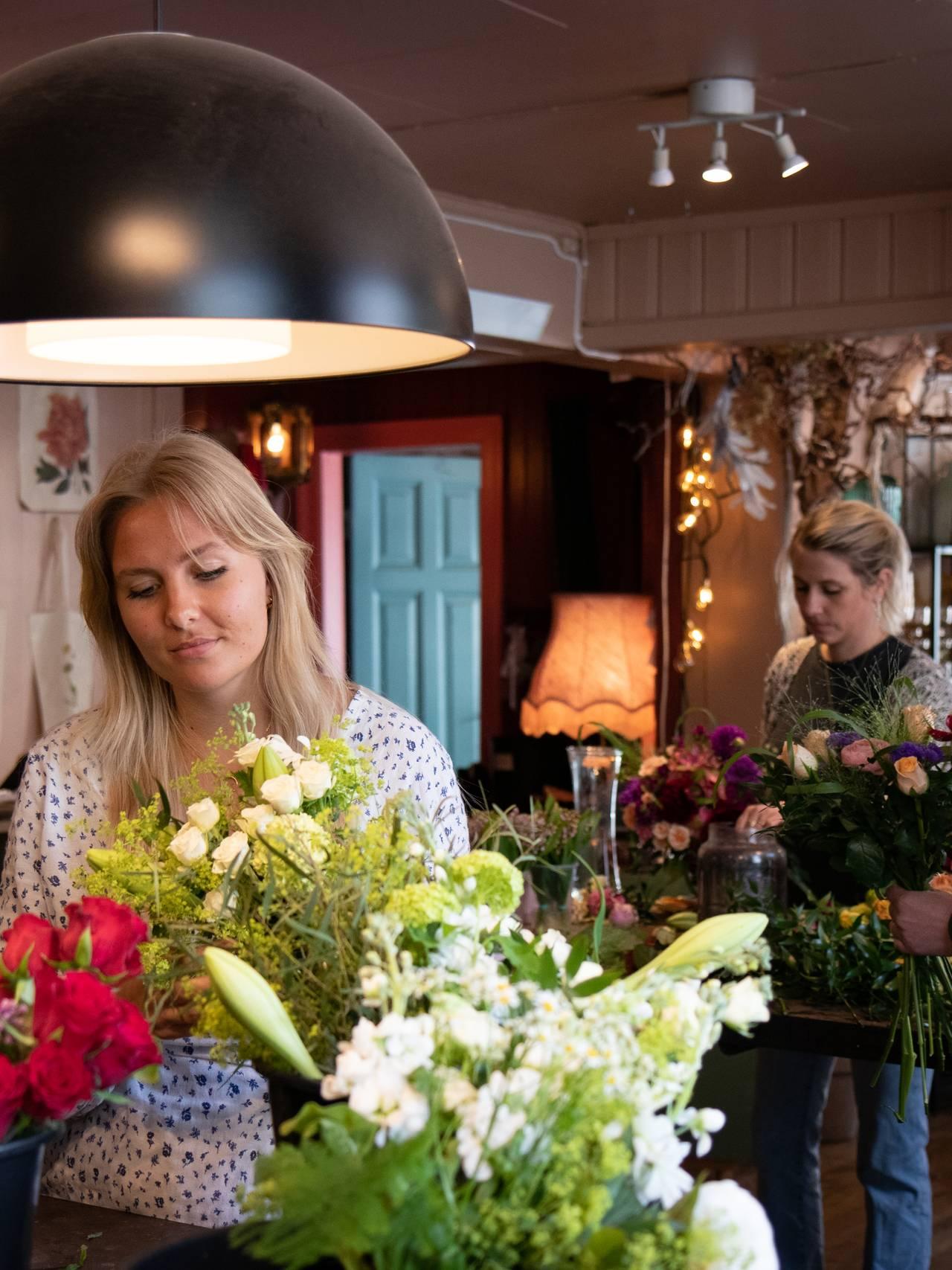 Marianne Kotte-Eriksen, Janne Svendsen