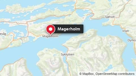 Trafikkulykke Magerholm