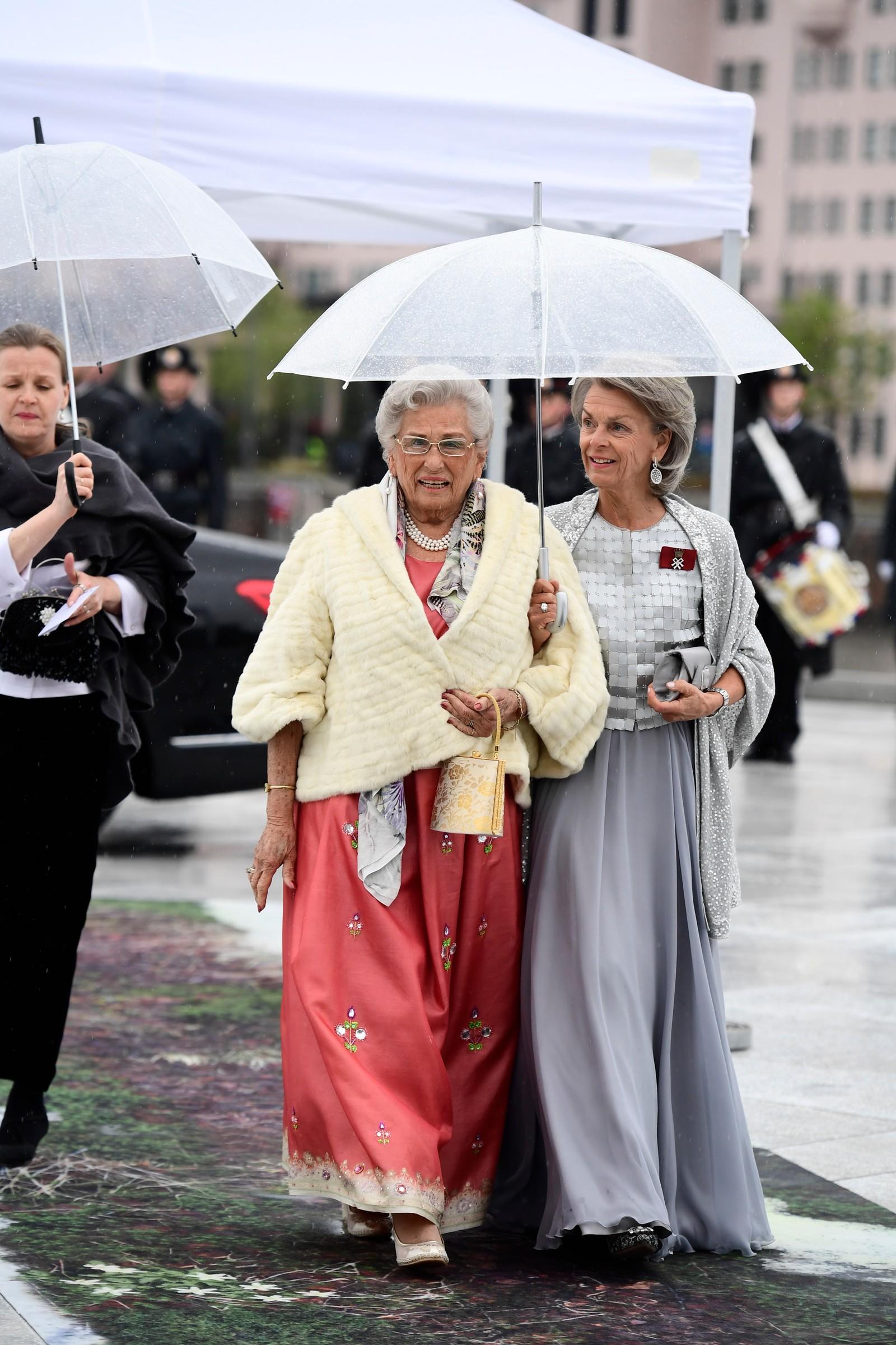 Prinsesse Astrid, fru Ferner.