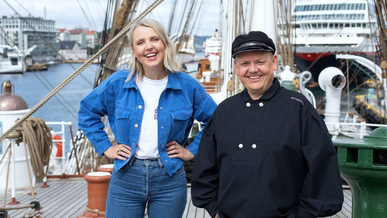 Uke 31: Mari Garås Monsson og Rune Nilson