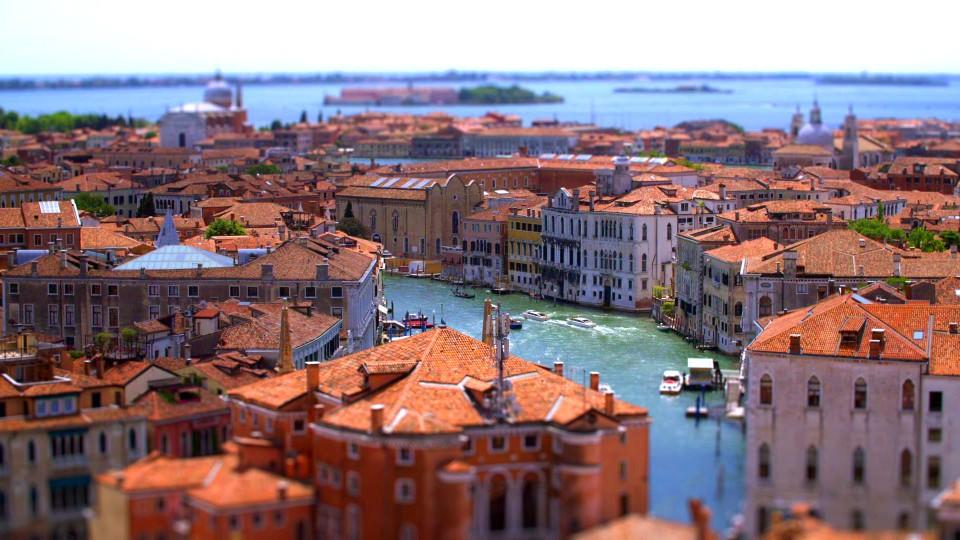 Venezia - den usannsynlige byen