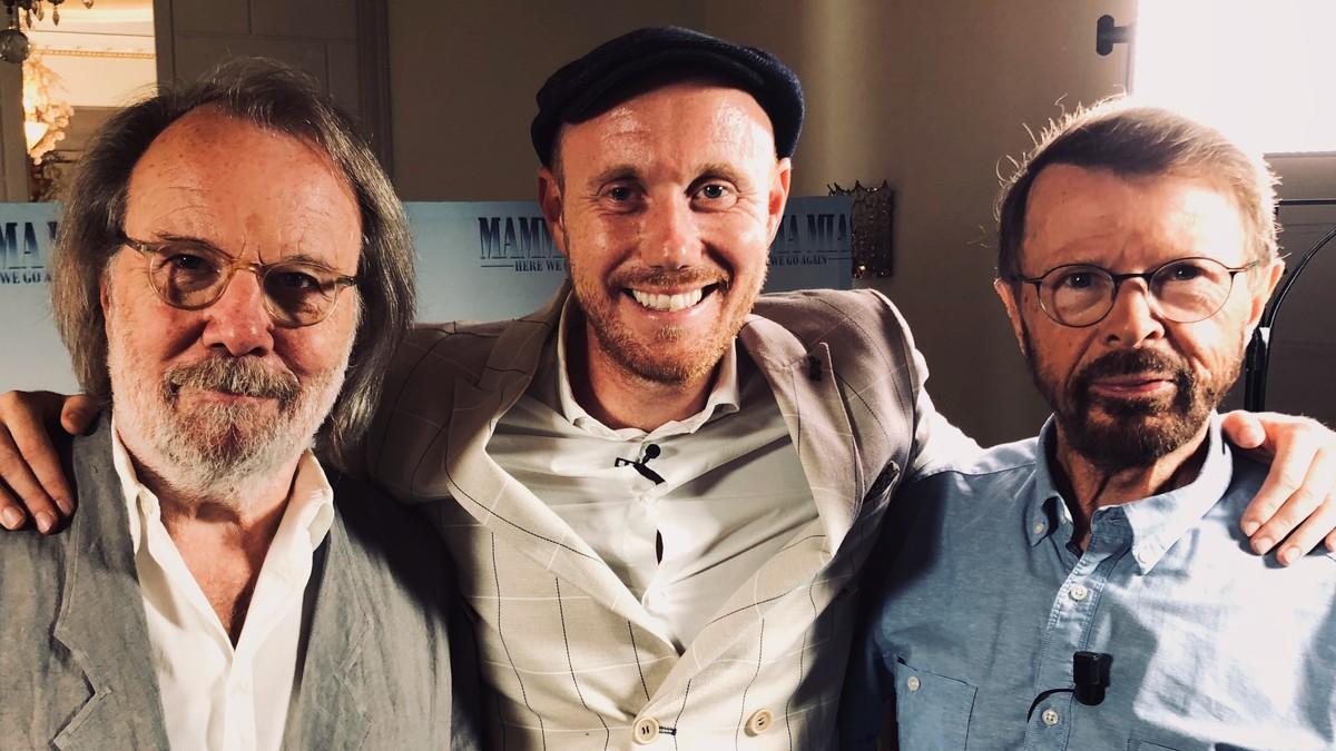 d011ce5e630 Mitt drømmemøte med Benny og Björn fra ABBA – NRK Kultur og underholdning