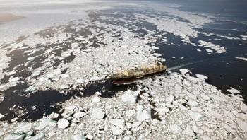 Nisshin Maru i Sørishavet