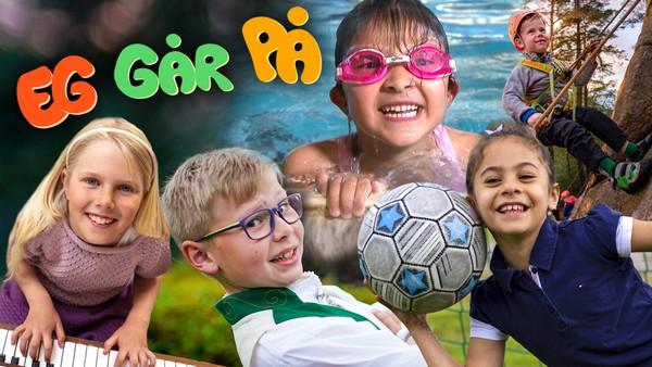 Bli kjent med fritidsaktivitetar gjennom modige barn på veg mot meistring, glede og nye vennskap. Norsk dokumentarserie.
