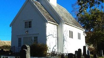 Salberg kirke på Røra
