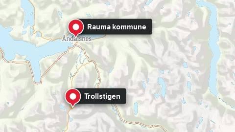 Fallulykke i Rauma