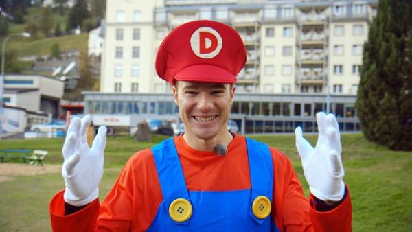Dario Cologna er «Super Dario»