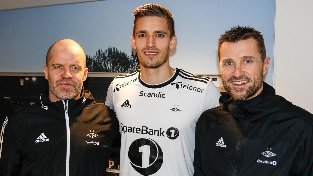7deb7ad8 Frå tysk fotball til Rosenborg – NRK Sogn og Fjordane – Lokale nyheter, TV  og radio