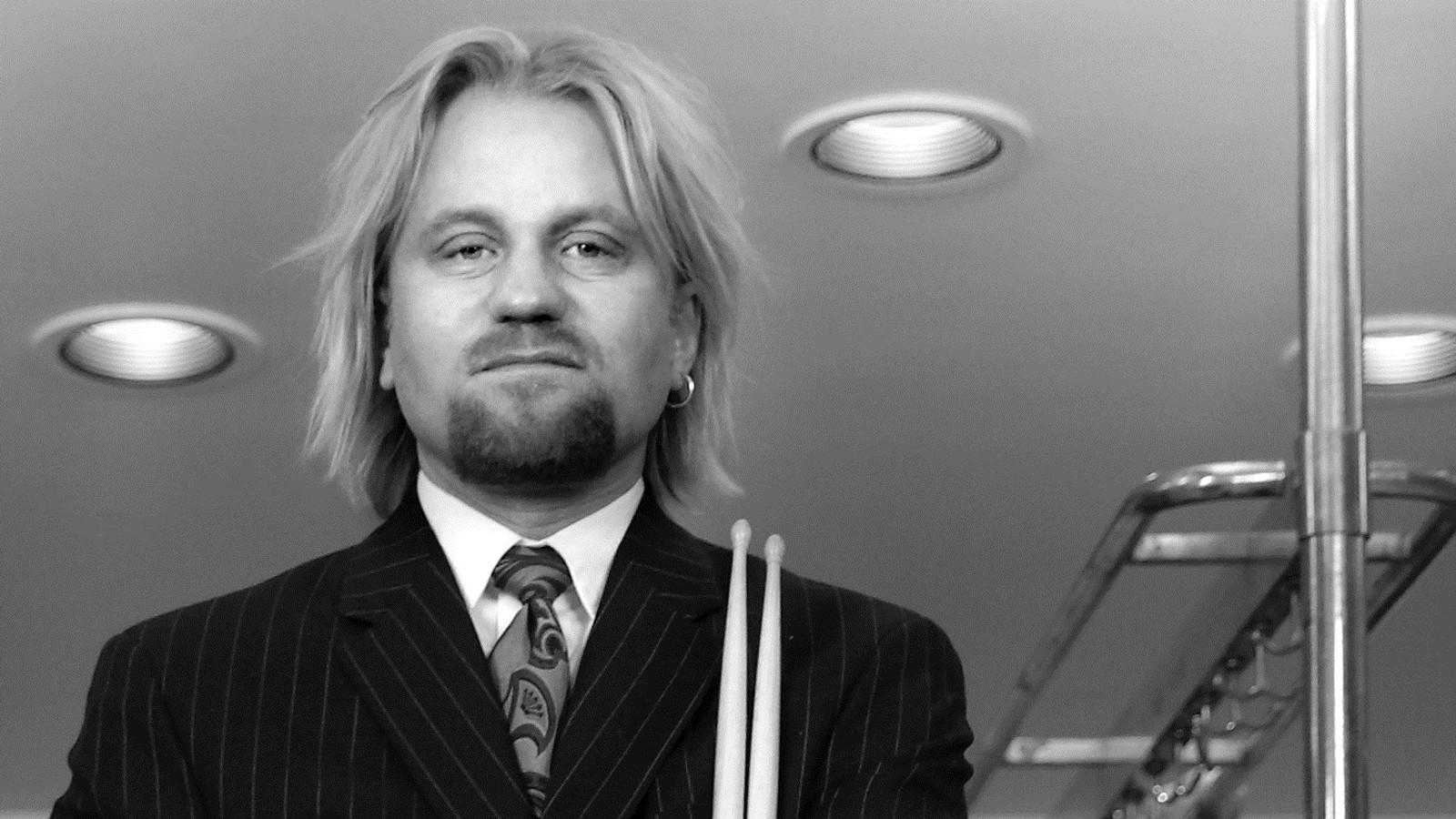 Joakim Nordin, slagverk