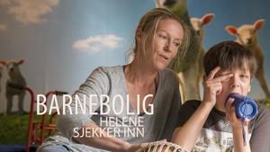 Helene sjekker inn: Barnebolig