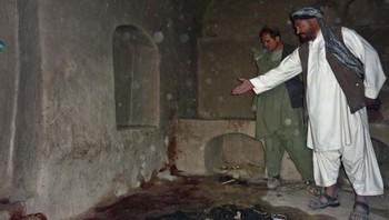 Amerikansk soldat angrep sivile afghanere