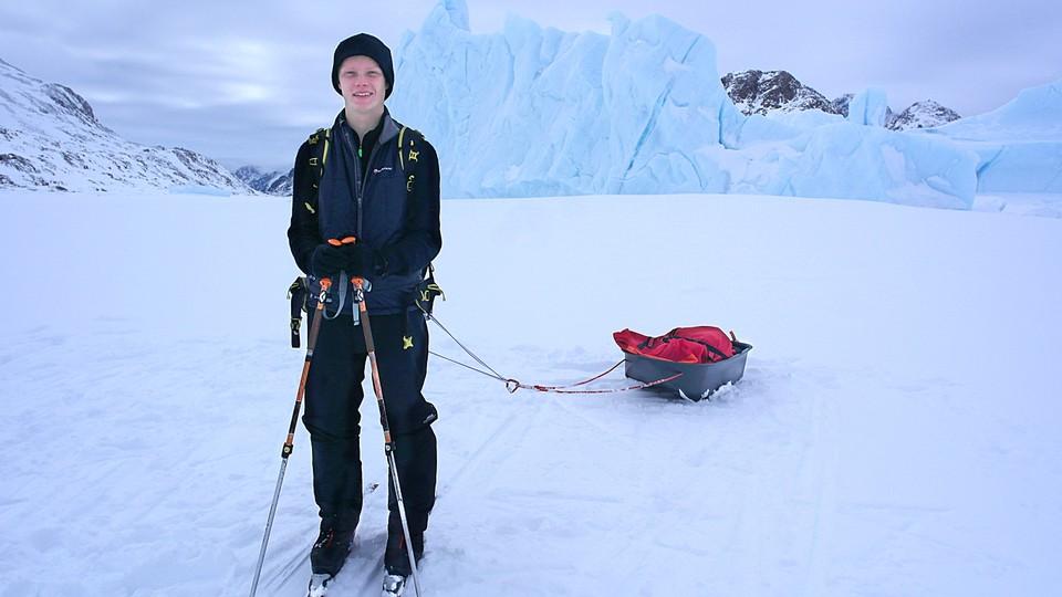 Manndomsprøve i Arktis