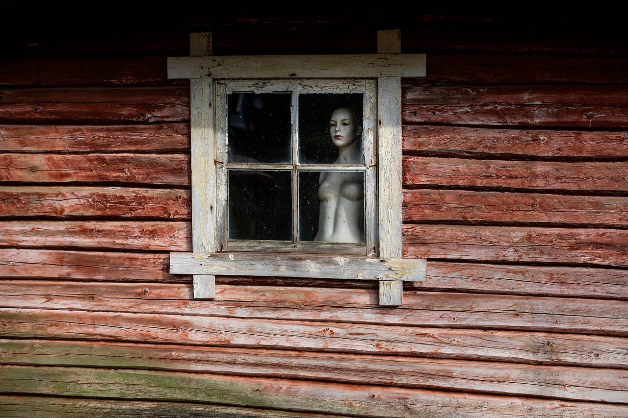 Susanne Schandy flyttet til et småbruk for å bli et fritt menneske.