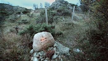 Stedet der Birgitte Tengs ble drept