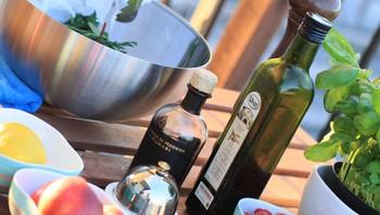 Balsamico og olivenolje