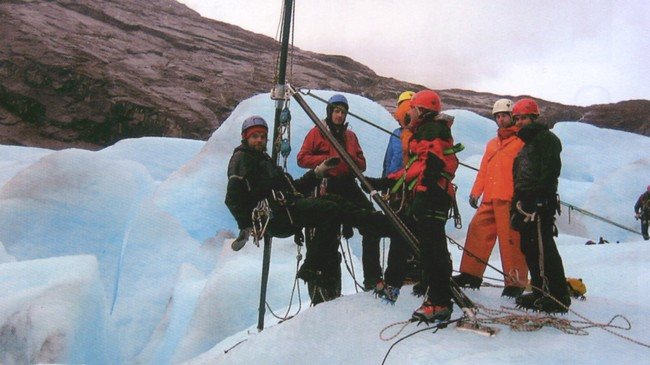 Jostedalen bréførarlag har ei eiga fjellredningsgruppe.