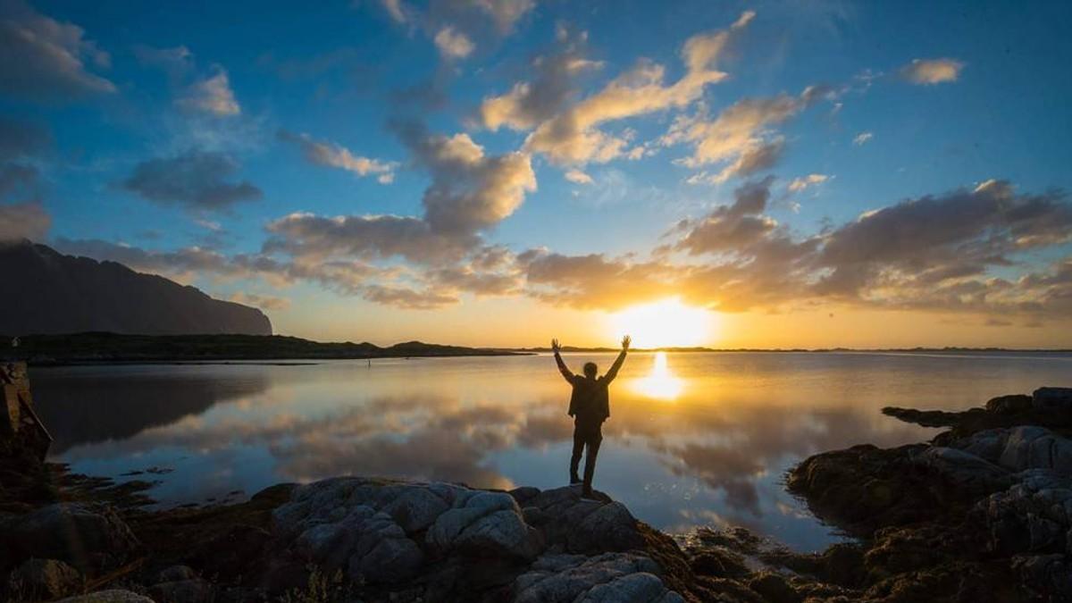 Snart snur vêret i Sør-Noreg