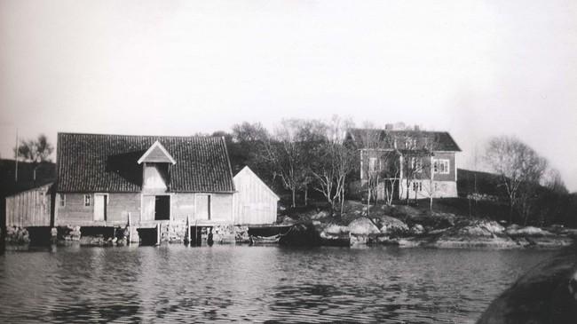 Fiskebua til Lieske.