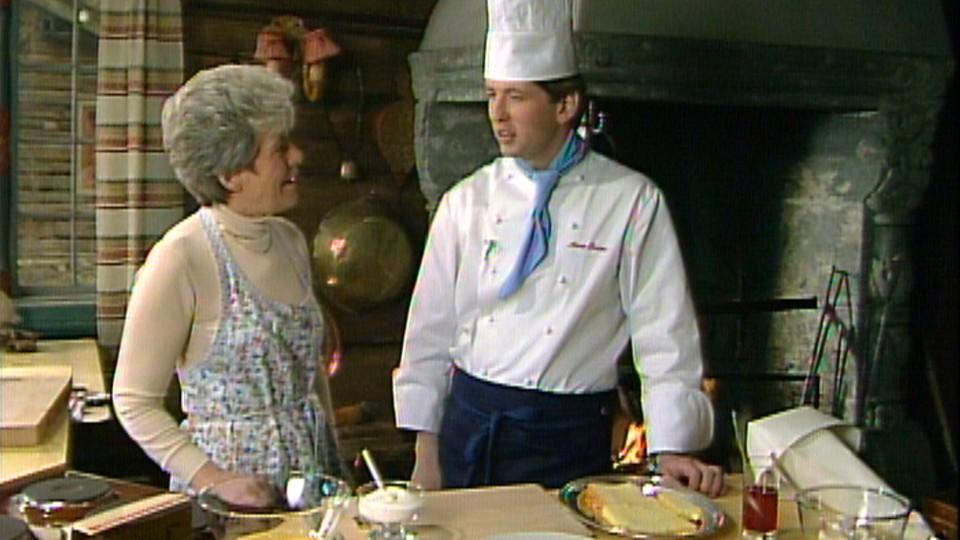 Fjernsynskjøkkenet: Årets kjøkkensjef 1984 - Arne Brimi