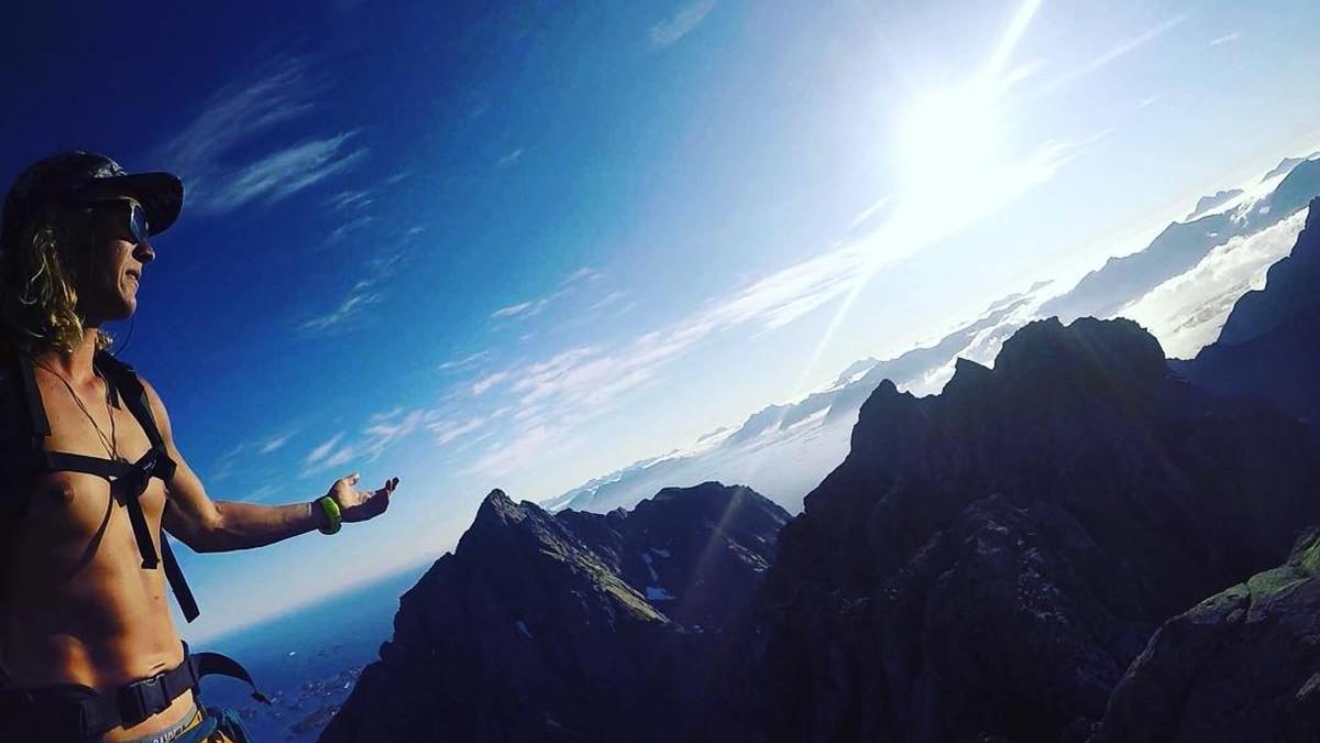 Sol i lofoten - Foto: @hilling89/Instagram