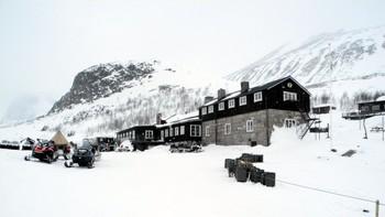 Kebnekaise fjellstue