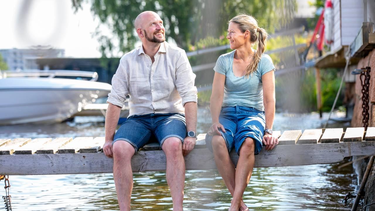 Hans Christian og Helene