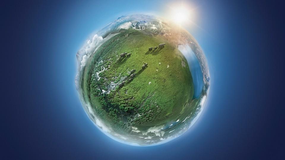 Planeten vår II