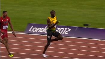 Jamaica med verdensrekord på 4x 100m