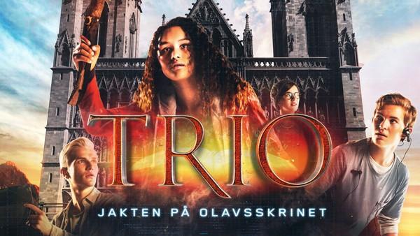 I den lille bygda Akjåk skjer det mystiske ting. De tre vennene Nora, Simen og Lars må rydde opp.