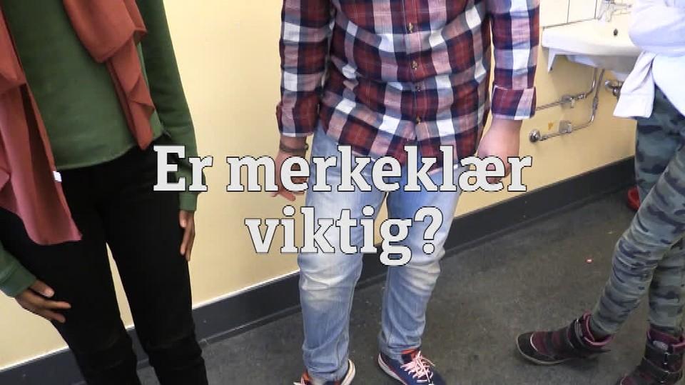 26ba1008 Hvor viktig er det med dyre klær? – NRK Super
