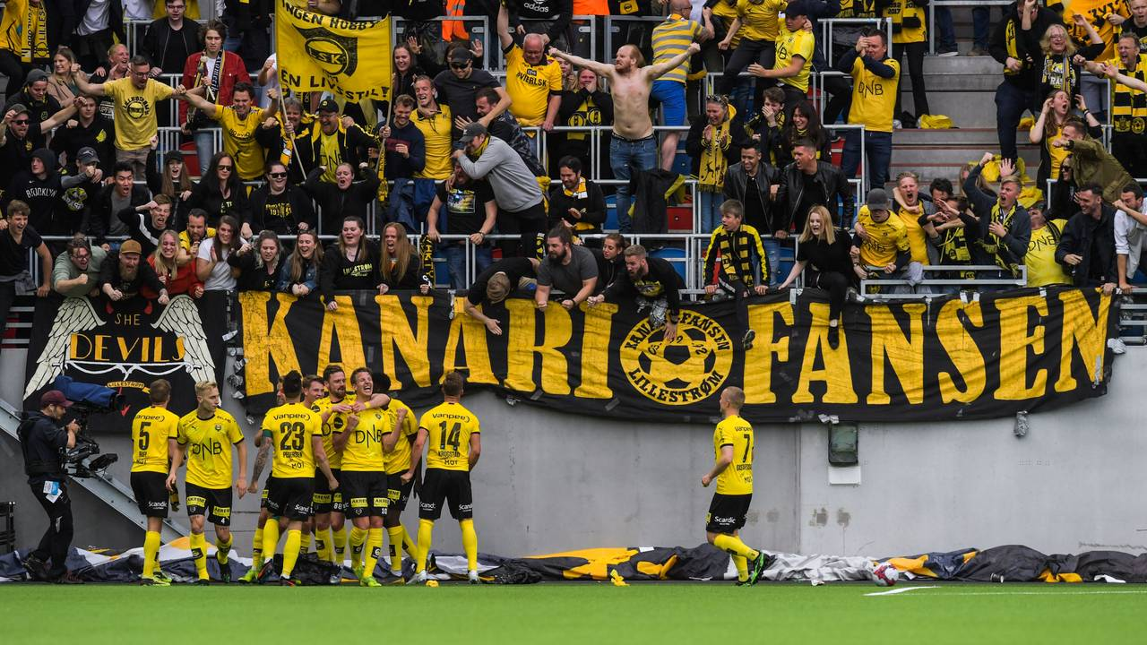 Football, Eliteserien, Vålerenga - Lillestrøm