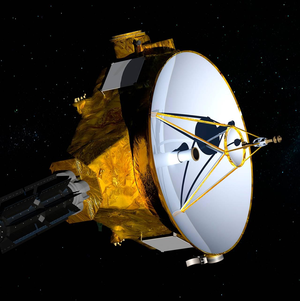 NASA-sonden New Horizons