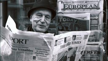 Richard Herrmann leser The Times