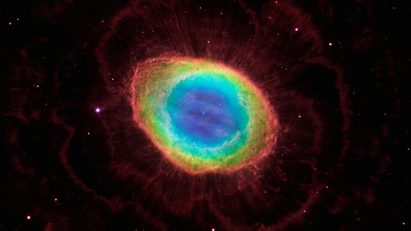 Ring Nebula.