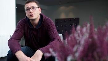 Pavel Tsjikov er advokat og leder av menneskerettighetsgruppen AGORA.