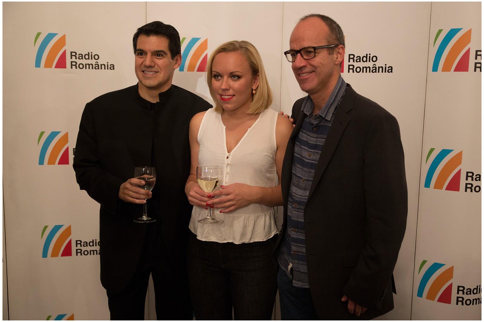 Miguel Harth-Bedoya, Tine Thing Helseth og konsertmester Harald Aadland