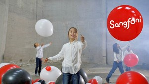 Radio Sangfoni - Jeg er en liten spillemann