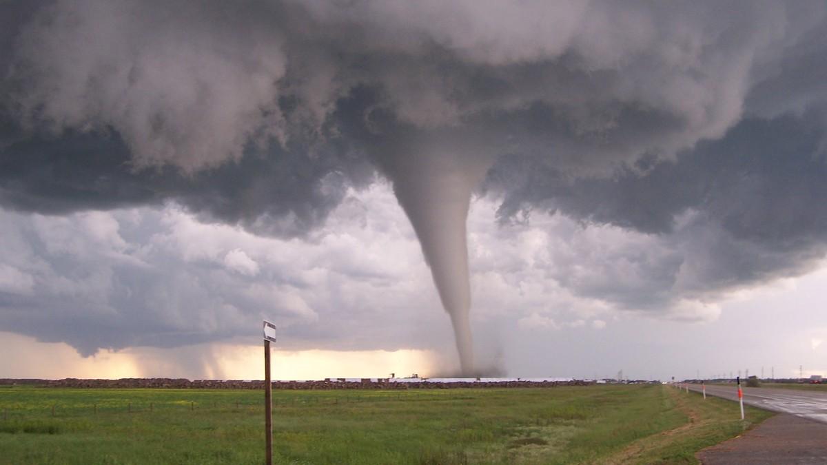 verdens største tornado
